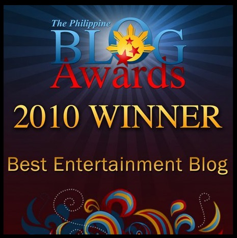 Best Entertainment Blogger in the Philippines