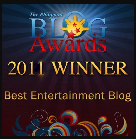 Nickie Wang is the Best Entertainment Blogger in the Philippines