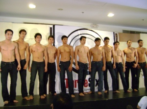mister philippines international press launch, A. Venue Mall