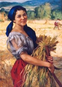 Palay Maiden (Ayala Museum)