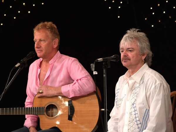 Australian duo Air Supply