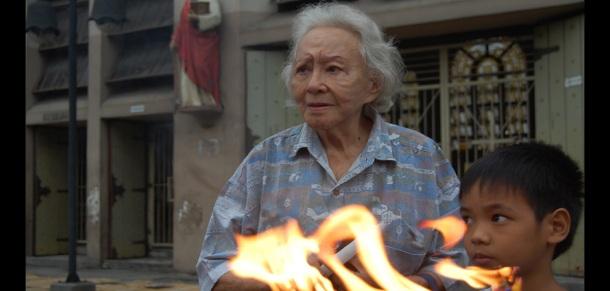 Anita Linda in Brillante Mendoza's Lola