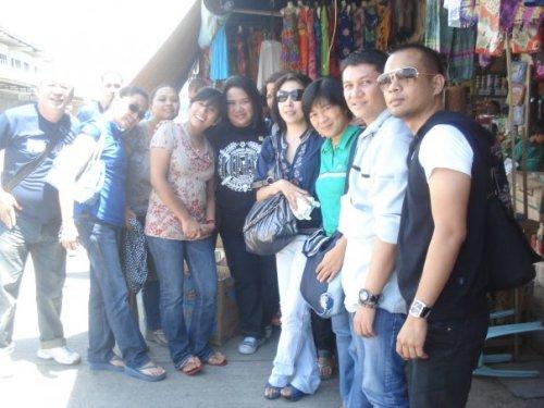 The Entertainment press in a junket in Zamboanga (Image: Ian Farinas)