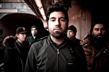 American alternative metal band Deftones