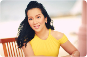 How leading telco welcomed Kris Aquino