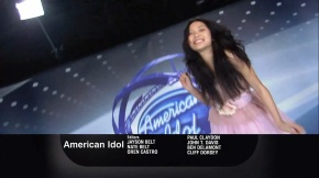 Will Thia Megia be the next American Idol?