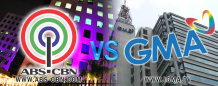 ABS CBN vs GMA 7