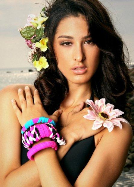 miss eco tourism philippines mossimo bikini summit 2011 winner janelle olafson