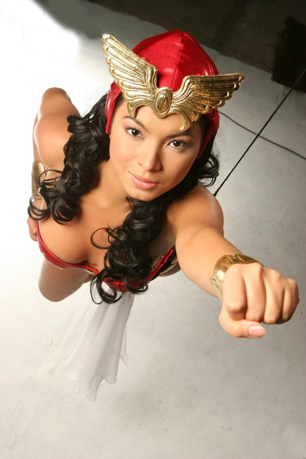 Angel Locsin as Darna 2011