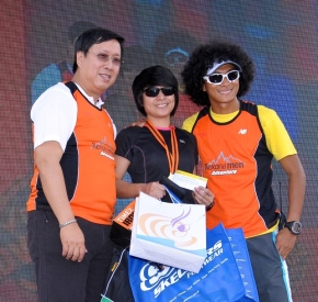 Running for a cause: the 2011 Rexona Adventure Run
