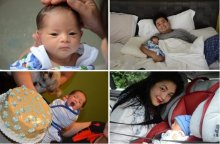 Ogie Alcasid and regine Velasquez's baby