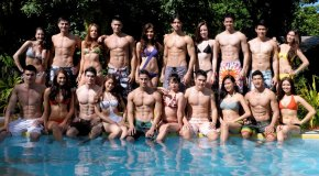 Monika Sta. Maria and John Spainhour are your Century Tuna Superbods 2012 winners