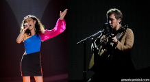 Jessica Sanchez vs Phillip Phillips