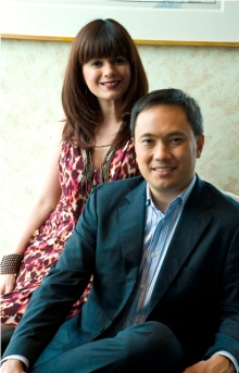 @ANCALERTS anchors TJ Manotoc and Lexi Schulze