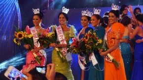Binibining Pilipinas thank-you girl Queenierich Rehman wins Miss Philippines World 2012