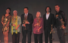 Cinemalaya 2012 winners