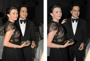 John Lloyd and Angelica in pursuit of happiness