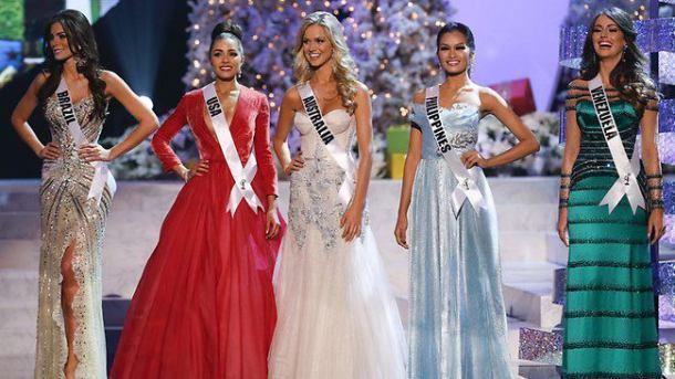 Miss Universe 2012 winner