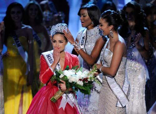 Olivia Culpo 2012 Miss Universe winner