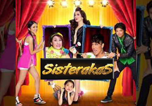 Sisterakas poster for MMFF 2012