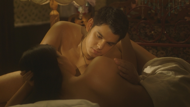 Seduction Richard Gutierrez & Sarah Lahbati