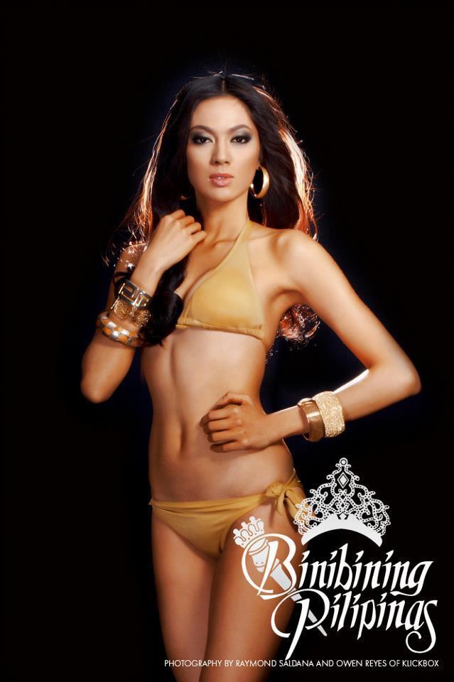 Ariella Arida, Miss Universe Philippines 2013 bikini