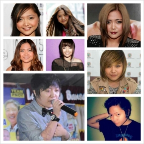 The evolution of Charice Pempengco