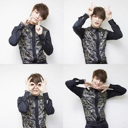 kim jae joong gwiyomi male version