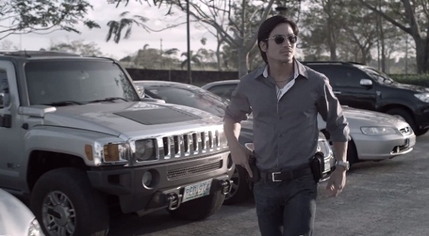 Piolo Pascual in On the Job 2013