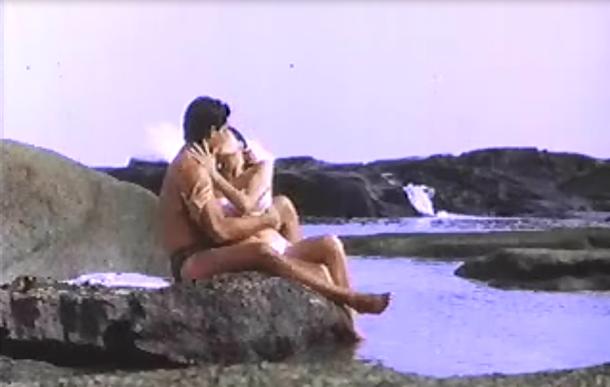 Dawn Zulueta and Richard Gomez in HIhintayin Kita sa Langit