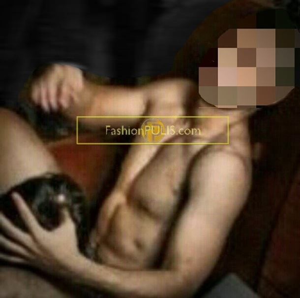 Rumormongers insist that the subject of this photo scandal are Piolo Pascual and Carlos Agassi. Photo credit to the owner.