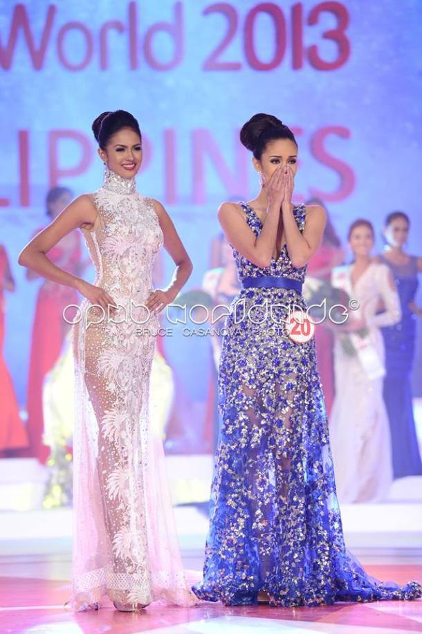 Megan Young wins Miss World Philippines 2013