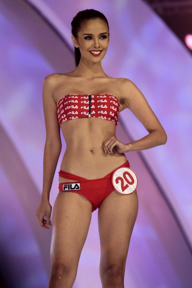 Miss World Philippines 2013 Megan Young in her sexy bikini