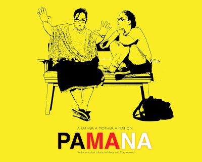 Pamana..Ninoy and Cory Aquino tribute