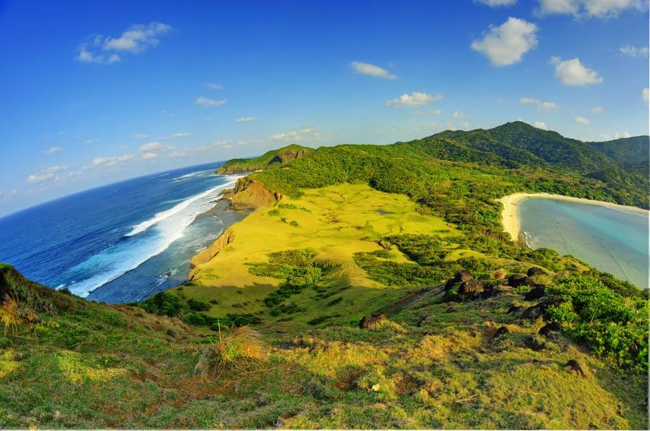 Palaui Island in the Philippines hosts Survivor Season 27