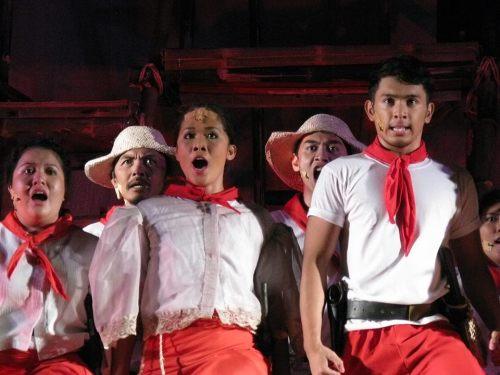 a musical highlight from Katipunan with Anna Fegi and Sandino Martin Paco Segui