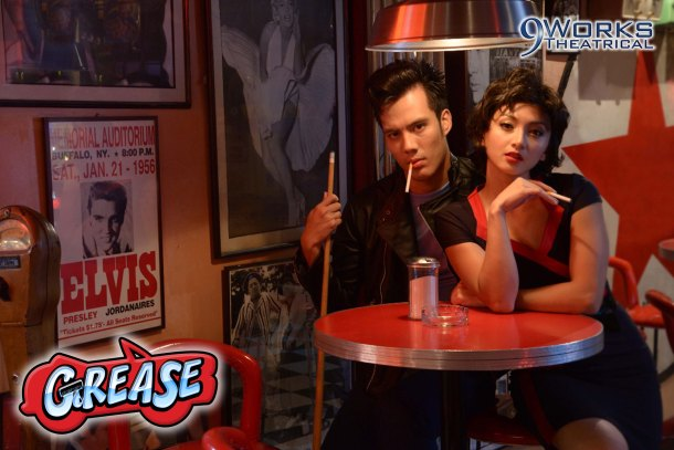 Betty Rizzo & Kenickie (Iya Villania & Rafa Siguion-Reyna)