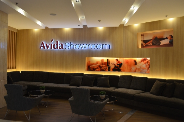 Avida Showroom in Glorieta 4