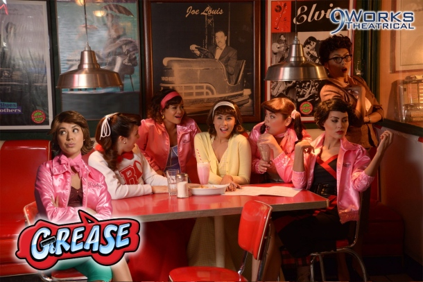 Grease All Girls