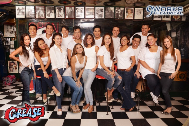 Grease Cast