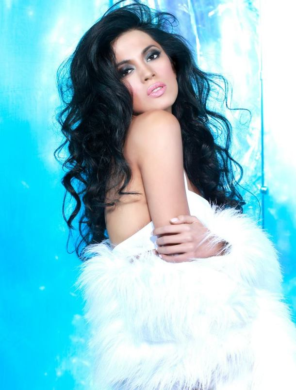 Ariella Arida as Ice Princess