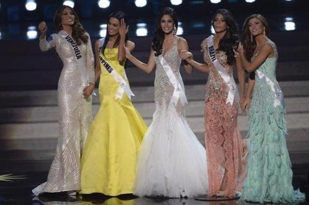 Miss Universe 2013 Top 5 Question and Answer