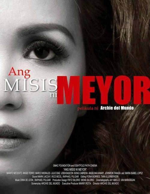 Ang Misis ni Meyor poster