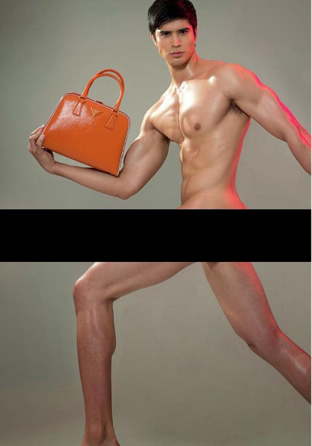 Vince Ferraren nude