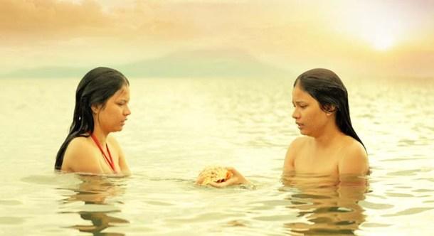 Louise delos Reyes plays twins in Kambal Sirena