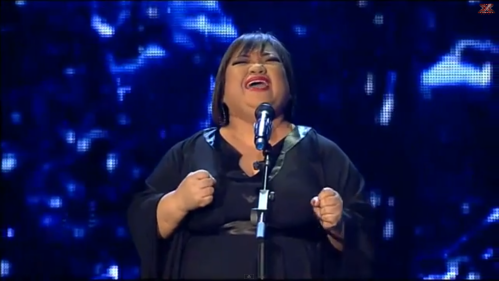 Rose Fostanes made history for winning the first edition of X Factor Israel