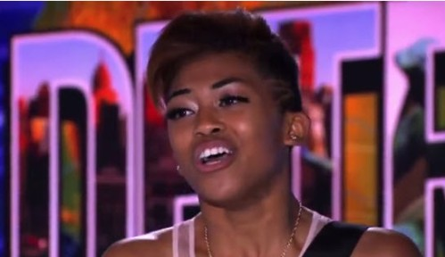 Marrialle was hailed by the American press as a Miley Cyrus look-alike, albeit a black one. She has been given the rare opportunity to have her audition shown twice on American Idol.
