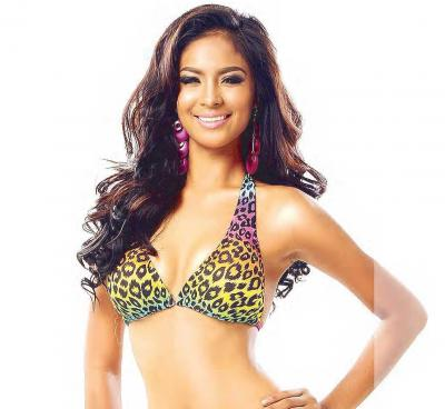 Making her hometown proud, Janicel Lubina, who represented Slimmers World Legaspi was crowned MISS BIKINI PHILIPPINES 2013.