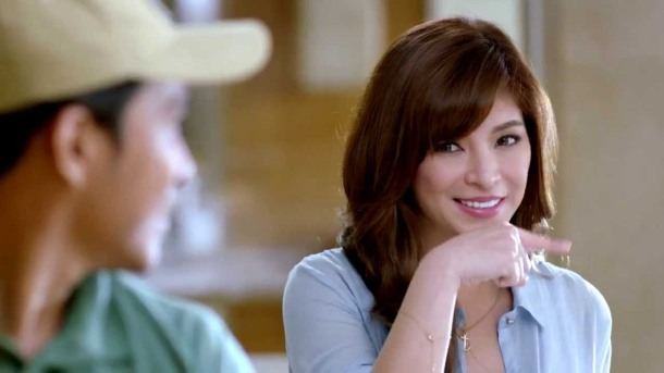 The Legal Wife star Angel Locsin