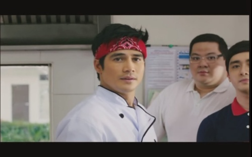 Piolo Pascual in Starting Over Again